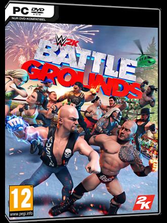 WWE 2K Battlegrounds [EU Key]