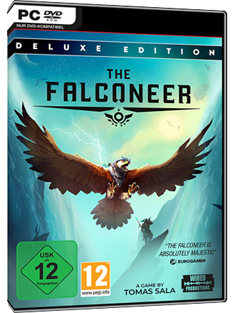 The Falconeer - Deluxe Edition Screenshot