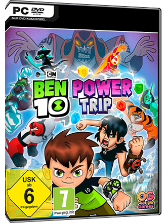 Ben 10 - Power Trip Screenshot