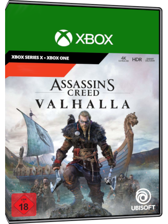 Assassin's Creed Valhalla - Xbox One Download Code [EU Key] Screenshot