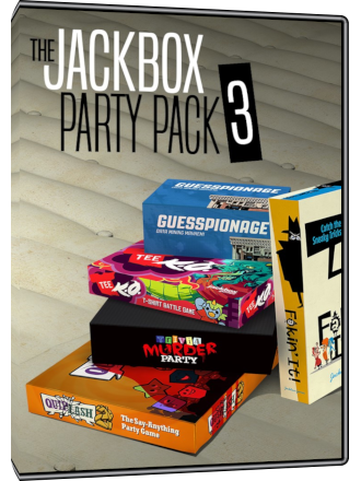 The Jackbox Party Pack 3 Screenshot