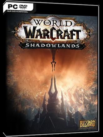 World of Warcraft - Shadowlands (EU Key) - WoW Expansion