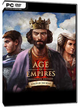 Age of Empires II Definitive Edition - Lords of the West (DLC) Screenshot