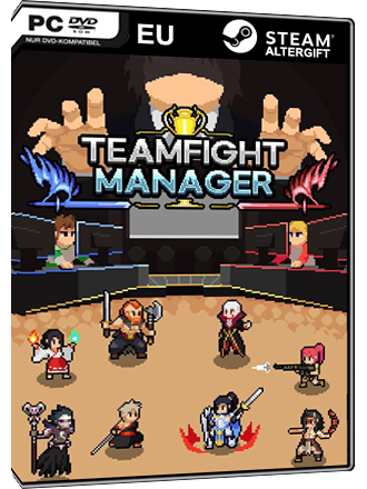 Teamfight Manager [EU Steam Altergift] Screenshot