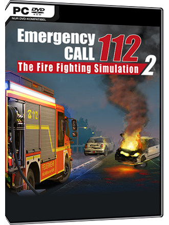 Emergency Call 112 - The Fire Fighting Simulation 2 Screenshot