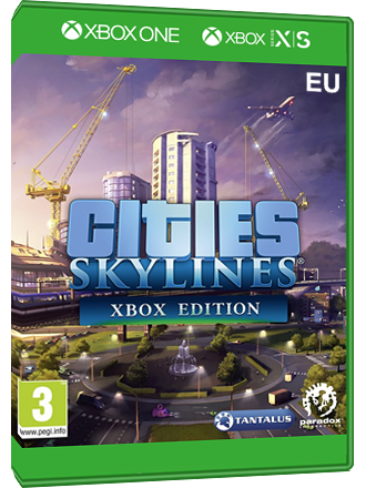 Cities Skylines - Xbox One / Series X|S Download Code Screenshot