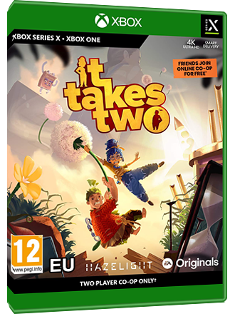 It Takes Two (Xbox One / Series X|S Download Code) Screenshot