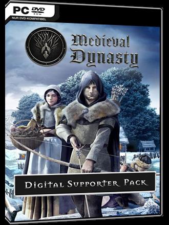 Medieval Dynasty - Digital Supporter Pack (DLC)