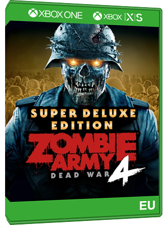 Zombie Army 4 Dead War - Super Deluxe Edition (Xbox One / Series X|S Download Code) - EU Key Screenshot