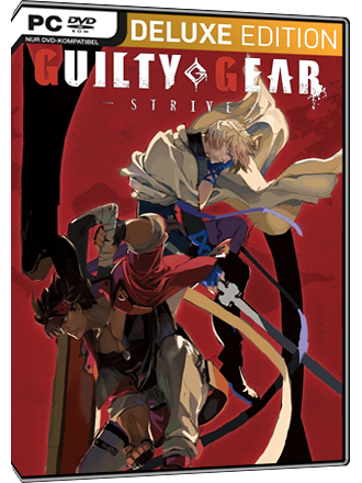 Guilty Gear Strive - Deluxe Edition