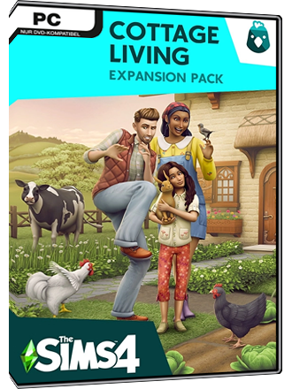 The Sims 4 - Cottage Living (DLC)