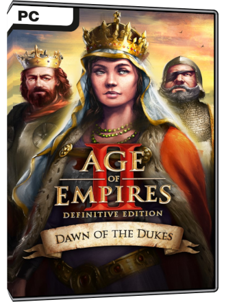Age of Empires II Definitive Edition - Dawn of the Dukes DLC (Steam Key EU)