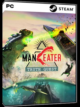 Maneater - Truth Quest (Steam DLC Key)
