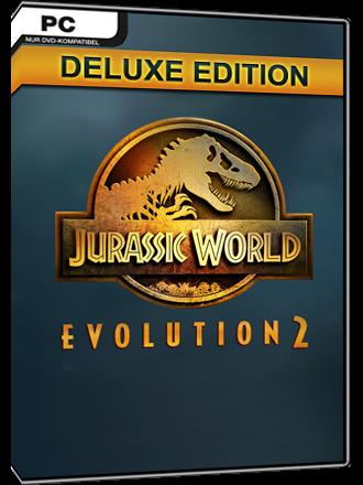 Jurassic World Evolution 2 - Deluxe Edition