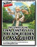 Final Fantasy XIV A Realm Reborn - Class Guide
