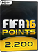 FIFA 16 - 2200 FUT Points (PC)