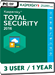 Kaspersky Total Security 2016 (3 Users / 1 Year)