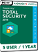 Kaspersky Total Security 2016 (5 Users / 1 Year)