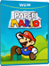 Paper Mario - Wii U Download Code