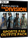 The Division - Sports Fan Outfit Pack (DLC)