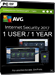 AVG Internet Security 2017 (1 User / 1 Year)