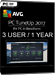 AVG PC TuneUp 2017 (3 Users / 1 Year)