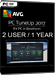 AVG PC TuneUp 2017 (2 Users / 1 Year)