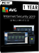 AVG Internet Security 2017 Unlimited (1 Year)