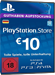 PSN Card 10 Euro [DE] - Playstation Network Credit