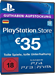 PSN Card 35 Euro [DE] - Playstation Network Credit
