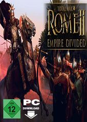 total war rome ii empire divided dlc key steam. Black Bedroom Furniture Sets. Home Design Ideas