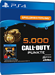 Call of Duty Black Ops 4 5000 Points PS4