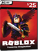 Roblox Gamecard 25 USD