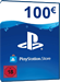 Playstation Network Card 100 EUR PSN AT