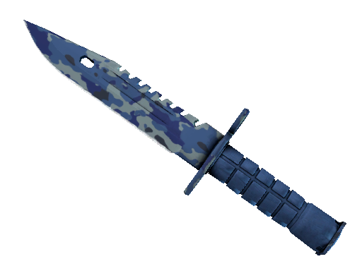 ★ StatTrak™ M9 Bayonet | Bright Water (Factory New)