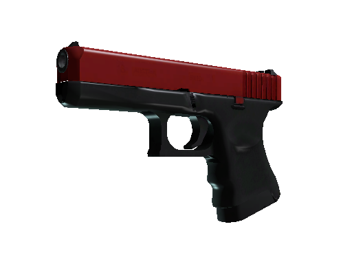 Souvenir Glock-18 | Candy Apple (Factory New)