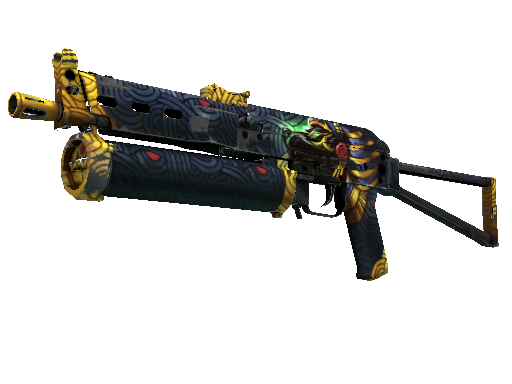 PP-Bizon | Judgement of Anubis (Well-Worn)
