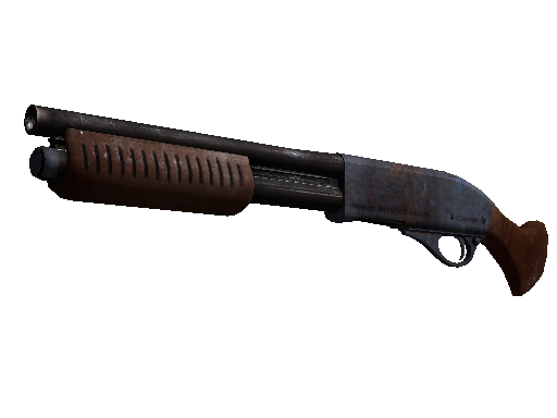Souvenir Sawed-Off | Rust Coat (Field-Tested)