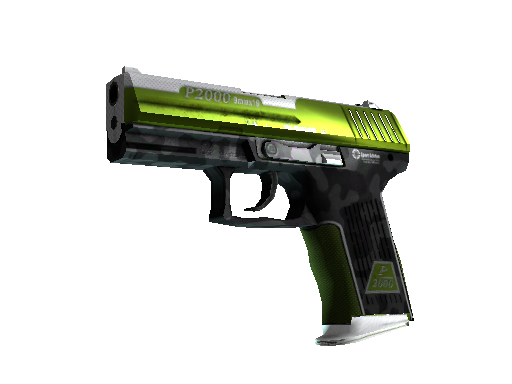 StatTrak™ P2000 | Turf (Factory New)