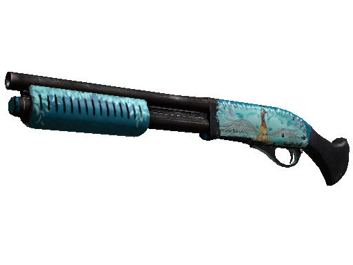 Sawed-Off | Serenity (Field-Tested)