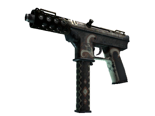 Tec-9 | Jambiya (Battle-Scarred)