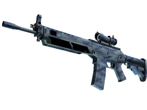 SG 553 | Wave Spray (Factory New)