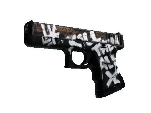 StatTrak™ Glock-18 | Wasteland Rebel (Field-Tested)