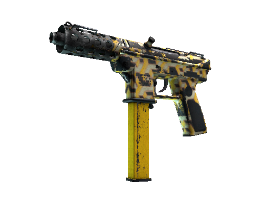 Tec-9 | Terrace (Battle-Scarred)