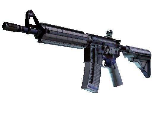 StatTrak™ M4A4 | X-Ray (Factory New)