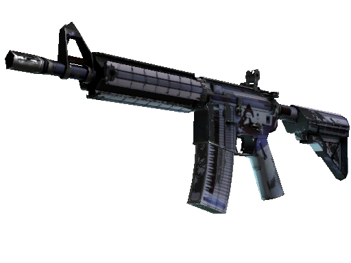StatTrak™ M4A4 | X-Ray (Field-Tested)