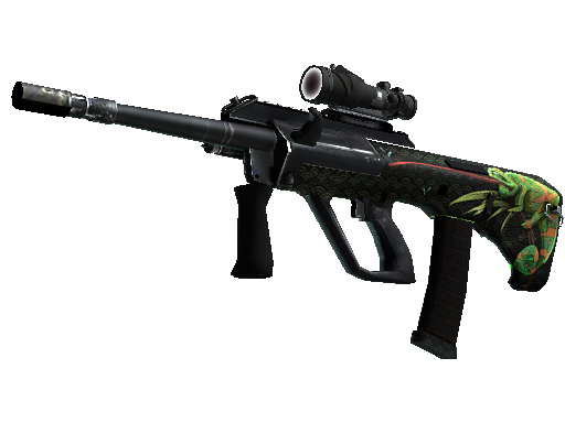 StatTrak™ AUG | Chameleon (Factory New)