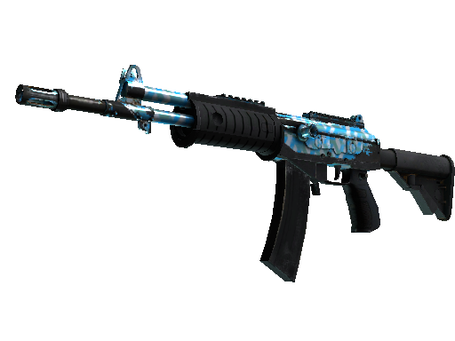 Galil AR | Aqua Terrace (Field-Tested)