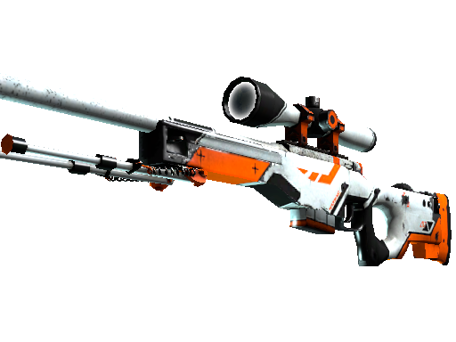 StatTrak™ AWP | Asiimov (Battle-Scarred)