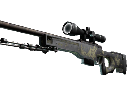 AWP | Safari Mesh (Battle-Scarred)